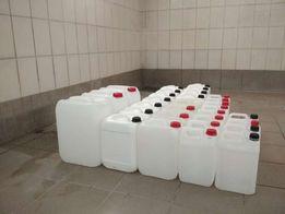 Канистры 20 литров и 5 литров пластиковые