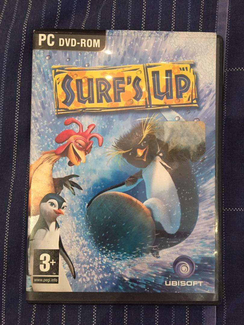 Surfs up PC game 0