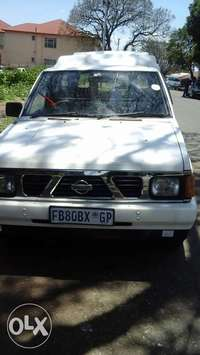 Image of Am selling my nissan bakkie is in good condition