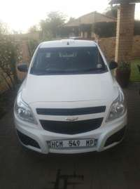 Image of 2013 chevrolet utility 1.4i low 84300km like new start and go work