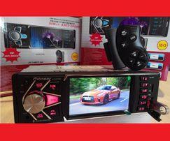 "Автомагнитола Pioneer 4038 Экран 4""Bluetooth/USB/SD/AUX+Пульт на Руль."