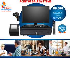 Point of Sale Systems for Retail or Hospitality Market (Free Software)
