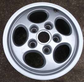 "15"" Porsche teledial wheels"