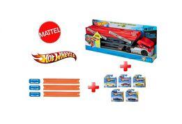 Mattel Hot Wheels® Mega Hauler™ Truck CKC09 Автовоз set#001
