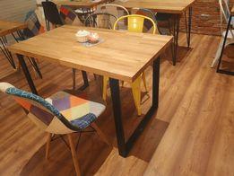 Stoły industrialne, stół dębowy, stolik kawowy, stół do kuchni