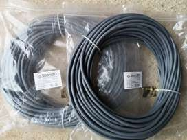 18 AWG Low Voltage LED Cable 2 Conductor, PLTC (100ft/unit)