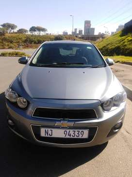 2015 Chevrolet Sonic 1.4 ltr For sale