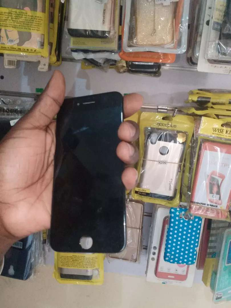 IPhone 7 screen black on sale at 120000 0