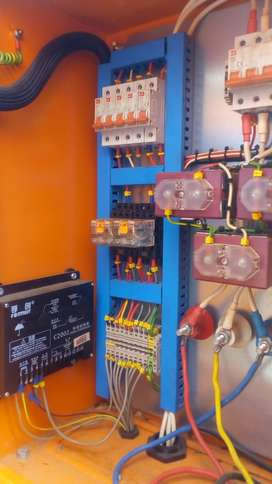 Plc programming projects and training, standby generator