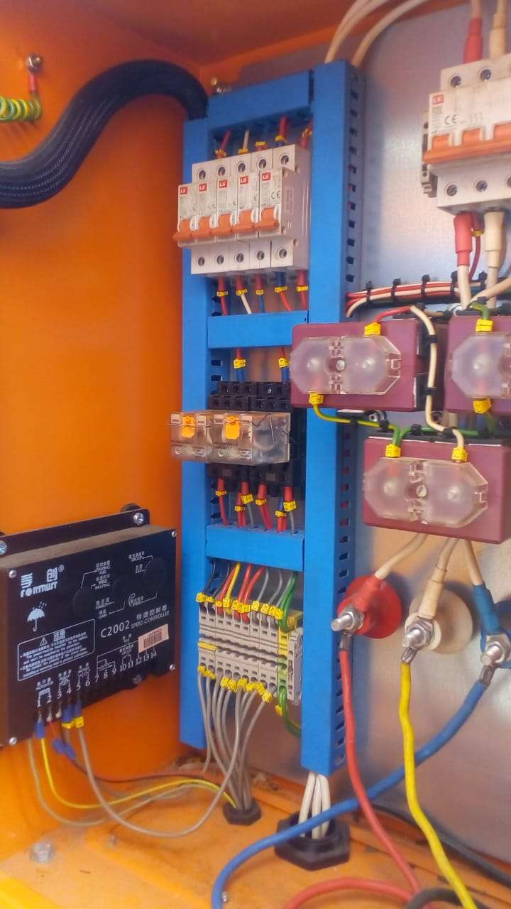 Plc programming projects and training, standby generator 0