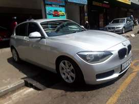 BMW 1series 116i R 137 000 Negotiable