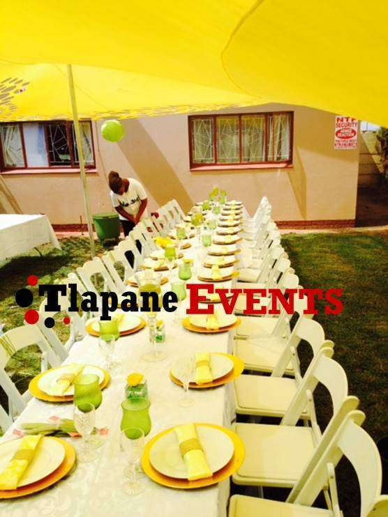 Event Equipment for Hire