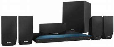 Sony BDV E2100 5.1 Channel 1000W 3D Blu-Ray Home Theater System With B 0