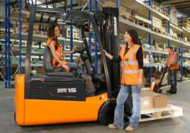 Forklift skills and training courses in Rustenburg, Mafikeng