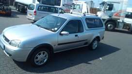used bakkie but it is very good condition