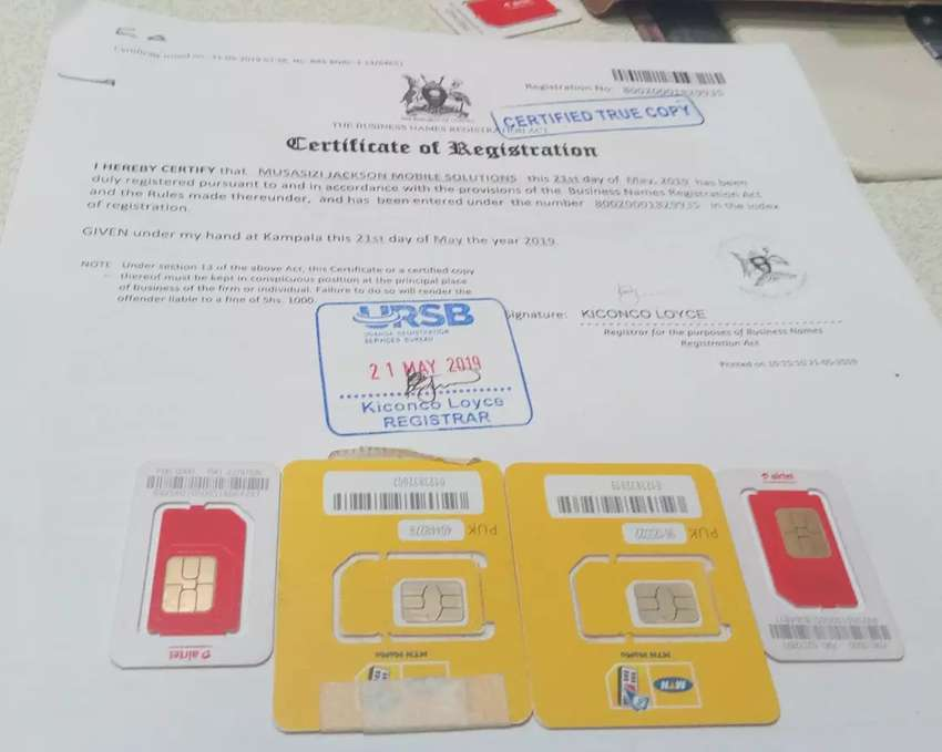 on sale Agent New Mtn 450k and Airtel 200k 0