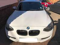 2013 BMW 1 Series 116I MAN 5 DR for sale  South Africa