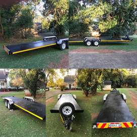 2006, 1500mmx8000mm trailer for sale