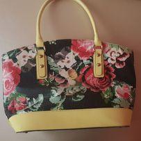 Красивая кожанная сумка