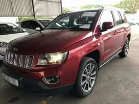 Jeep SUV Compass Limited, Dual VVT 2.0L