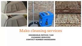 Mako cleaning services