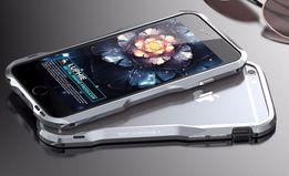 стильный алюминиевый бампер luphie меч iphone 5 6 7 8 x plus