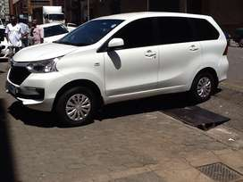 Toyota Avanza is available for sale
