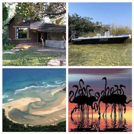 """KosiBay Lodges Bedrock Estate  """"Place where Nature and Man become one"""""""