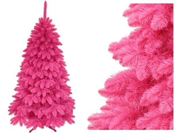 Елка сосна искусственная розовая 220 см 2018 Польша Наличие Львов - изображение 1