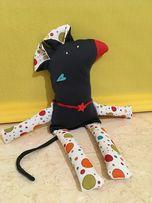 Декоративная мягкая игрушка handmade