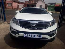 2014 Kia Sportage (1.4) Manual with Electric windows