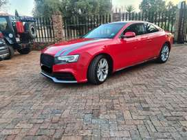 Audi A5 sport coupe very neat and in great condition