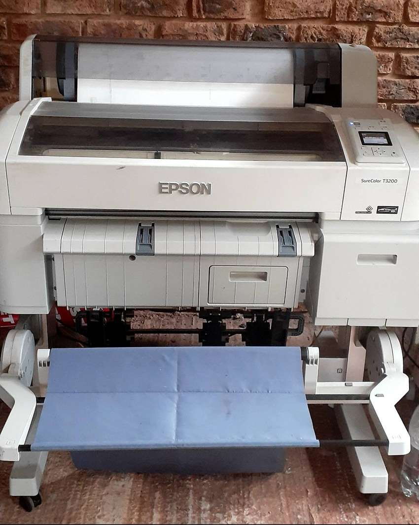 Epson T3200 printer for Sublimation