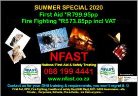National First Aid and Safety Training