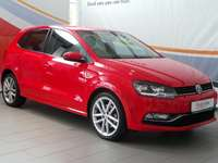 Image of 2015 Vw Polo 1.2 TSI Highline 81KW - R 3,995 Per Month T&C's Apply