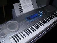 Image of STAGE keyboard casio wk-3300
