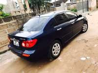 Image of Toyota Corolla in mint state