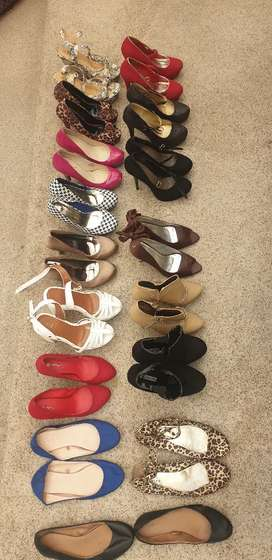 Ladies shoes size 5 for sales