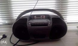 Магнитофон Panasonic RX-D29 с пультом