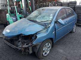 Hyundai Accent 1.6 2006 Model - Stripping for Spares