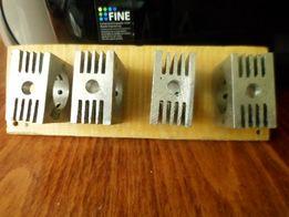 Малые аллюминивые радиаторы