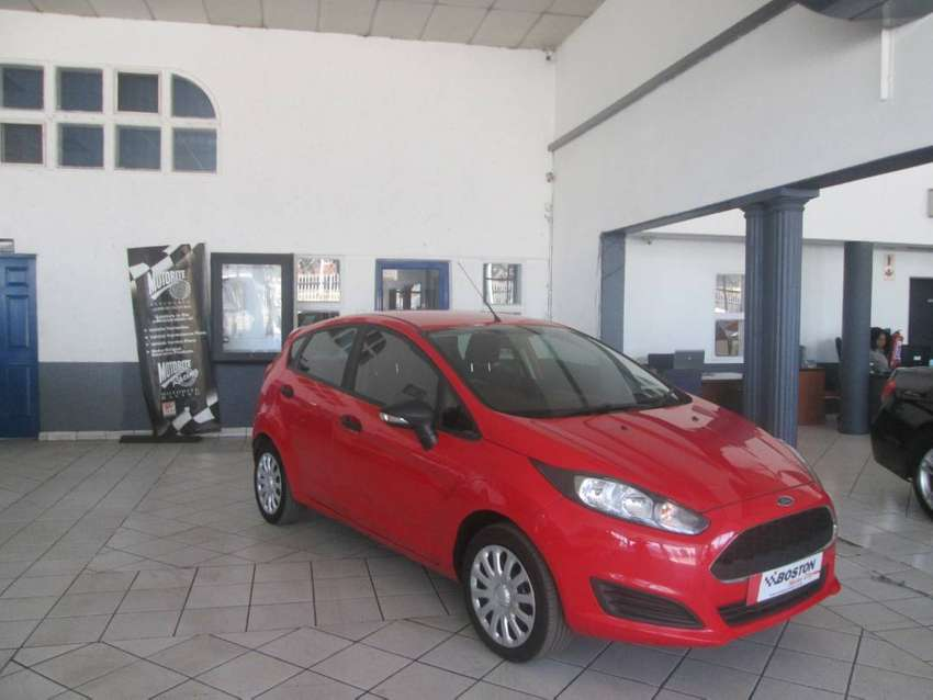 Ford Fiesta 1.0 Eco Boost. Ambient 5DR 0
