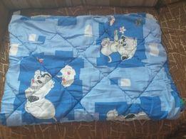 Детское одеяло силиконовое