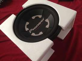 """PIONEER 12"""" 1400 W Dual Voice Coil Subwoofer."""