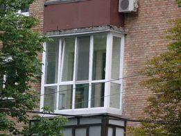 Французский балкон под ключ Киев, Бровары.