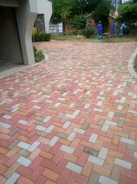 Paving installation fix and supply
