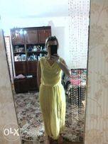 Новое шифоновое платье. Бесплатная доставка