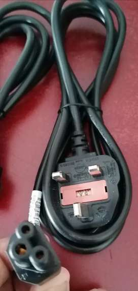 Square pin for laptop charger