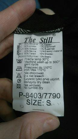 Komplet, bluza + spódniczka, czarne, rozm S, Nowe Sosnowiec - image 5