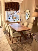 Wyprzedaż ekspozycji Selva stół + 6 krzeseł - 50%